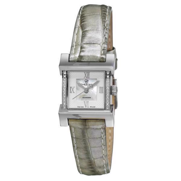 Christina Collection model 142SWGREY buy it at your Watch and Jewelery shop