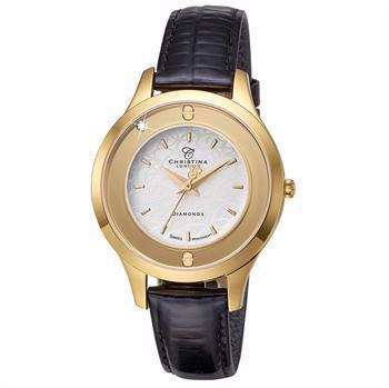 Christina Collection model 311GWBL buy it at your Watch and Jewelery shop
