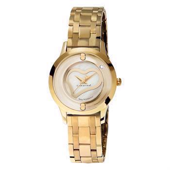 Christina Collection model 334GW-LOVE buy it at your Watch and Jewelery shop