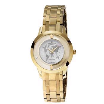 Christina Collection model 334GW-WORLD buy it at your Watch and Jewelery shop