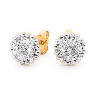 Bee Jewelry Earring, model 55687