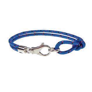 Buy San - Link of joy model 565-Rope-Blue here at your Watch and Jewelry shop