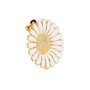 Lund Copenhagen gold-plated hair clip (36 mm), model 900036-M