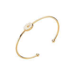 Lund Copenhagen bracelet with 11 mm marguerite, model 9035003-M