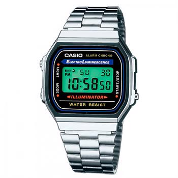 Casio model A168WA 1YES buy it at your Watch and Jewelery shop