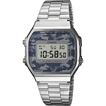 Casio model A168WEC 1EF buy it at your Watch and Jewelery shop