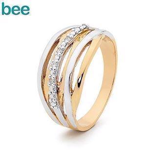 Bee Jewelry Ring, model 25541