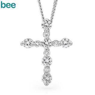 Bee Jewelry Pendant, model 35448-CZ