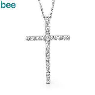 Bee Jewelry Pendant, model 35449-CZ