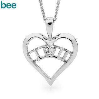 Bee Jewelry Pendant, model 35453-CZ