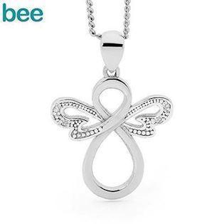 Bee Jewelry Pendant, model 35599CZ