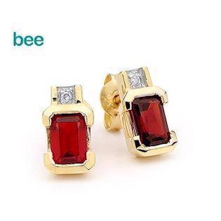Bee Jewelry Earring, model 35594CZ