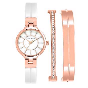 Anne Klein model AK-2048RGST buy it at your Watch and Jewelery shop