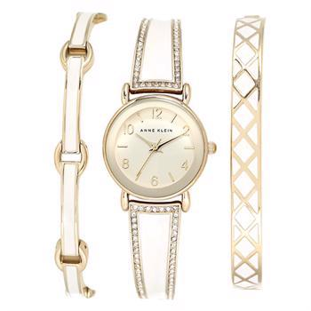 Anne Klein model AK-2052IVST buy it at your Watch and Jewelery shop