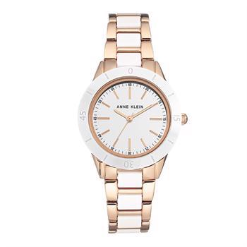 Anne Klein model AK-3160WTRG buy it at your Watch and Jewelery shop