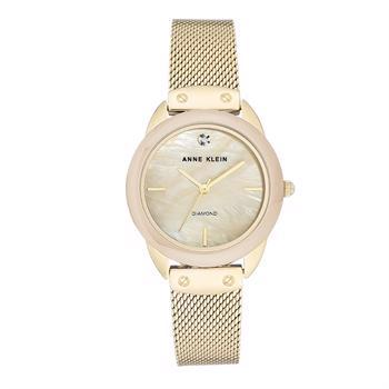 Anne Klein model AK-3258TNGB buy it at your Watch and Jewelery shop