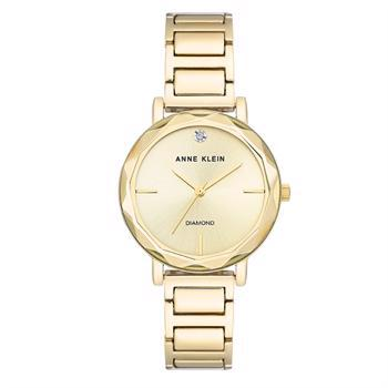 Anne Klein model AK-3278CHGB buy it at your Watch and Jewelery shop