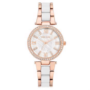 Anne Klein model AK-3350WTRG buy it at your Watch and Jewelery shop
