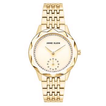 Anne Klein model AK-3506CHGB buy it at your Watch and Jewelery shop