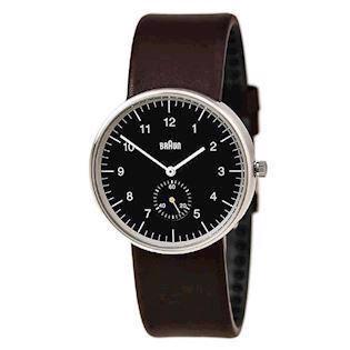 Braun model BN0024BKBRG buy it here at your Watch and Jewelr Shop