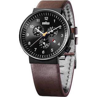 Braun model BN0035BKBRG buy it here at your Watch and Jewelr Shop