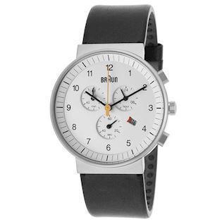 Braun model BN0035WHBKG buy it here at your Watch and Jewelr Shop