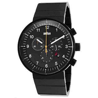 Braun model BN0095BKBKBTG buy it here at your Watch and Jewelr Shop