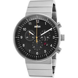 Braun model BN0095BKSLBTG buy it here at your Watch and Jewelr Shop