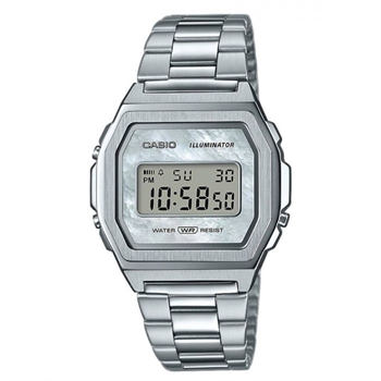 Casio model A1000D-7EF buy it at your Watch and Jewelery shop