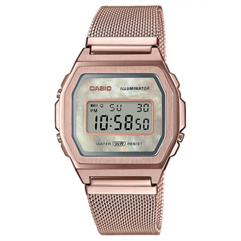 Casio model A1000MCG-9EF buy it at your Watch and Jewelery shop