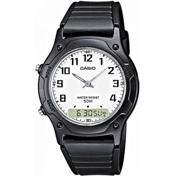 Casio model AW-49H-7BVEG buy it at your Watch and Jewelery shop