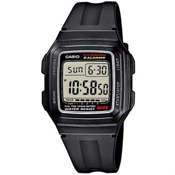 Casio model F-201WA-1AEG buy it at your Watch and Jewelery shop