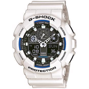 Casio model GA-100B-7AER buy it at your Watch and Jewelery shop