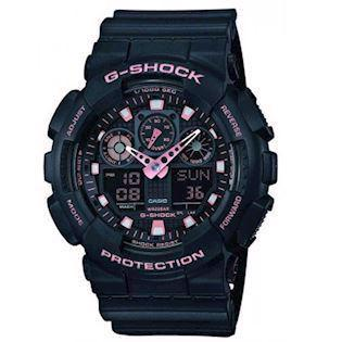 Casio model GA-100GBX-1A4ER buy it at your Watch and Jewelery shop