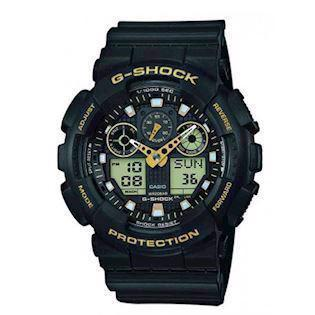 Casio model GA-100GBX-1A9ER buy it at your Watch and Jewelery shop