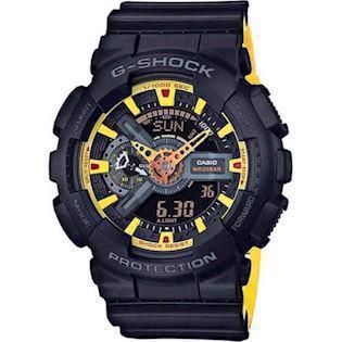 Casio model GA-110BY-1AER buy it at your Watch and Jewelery shop