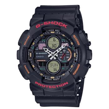 Casio model GA-140-1A4ER buy it at your Watch and Jewelery shop