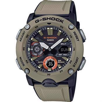 Casio model GA-2000-5AER buy it at your Watch and Jewelery shop