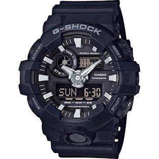Casio model GA-700-1BER buy it at your Watch and Jewelery shop