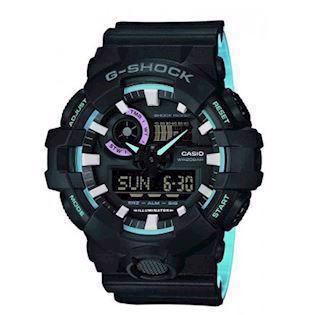 Casio model GA-700PC-1AER buy it at your Watch and Jewelery shop