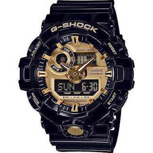 Casio model GA-710GB-1AER buy it at your Watch and Jewelery shop
