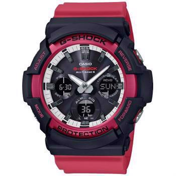 Casio model GAW-100RB-1AER buy it at your Watch and Jewelery shop