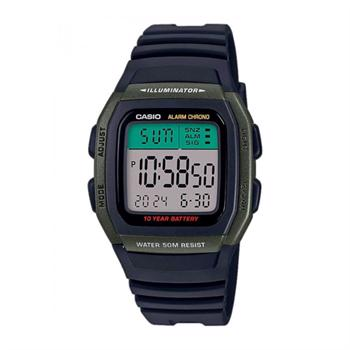 Casio model W-96H-3AVEF buy it at your Watch and Jewelery shop