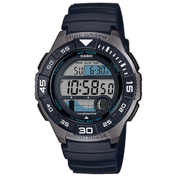 Casio model WS-1100H-1AVEF buy it at your Watch and Jewelery shop