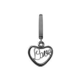 Christina Collect  Love black pendant