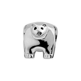 Christina Collect Polar Bear silver ring