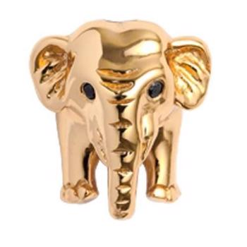 Christina Collect Elephant gold ring