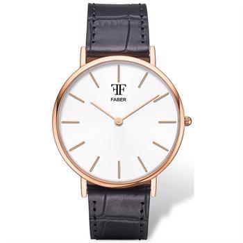 Faber-Time model F707RG buy it at your Watch and Jewelery shop