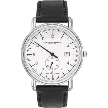 Abeler & Söhne model AS2601E buy it at your Watch and Jewelery shop