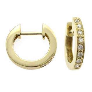 Houmann Earring, model E040789